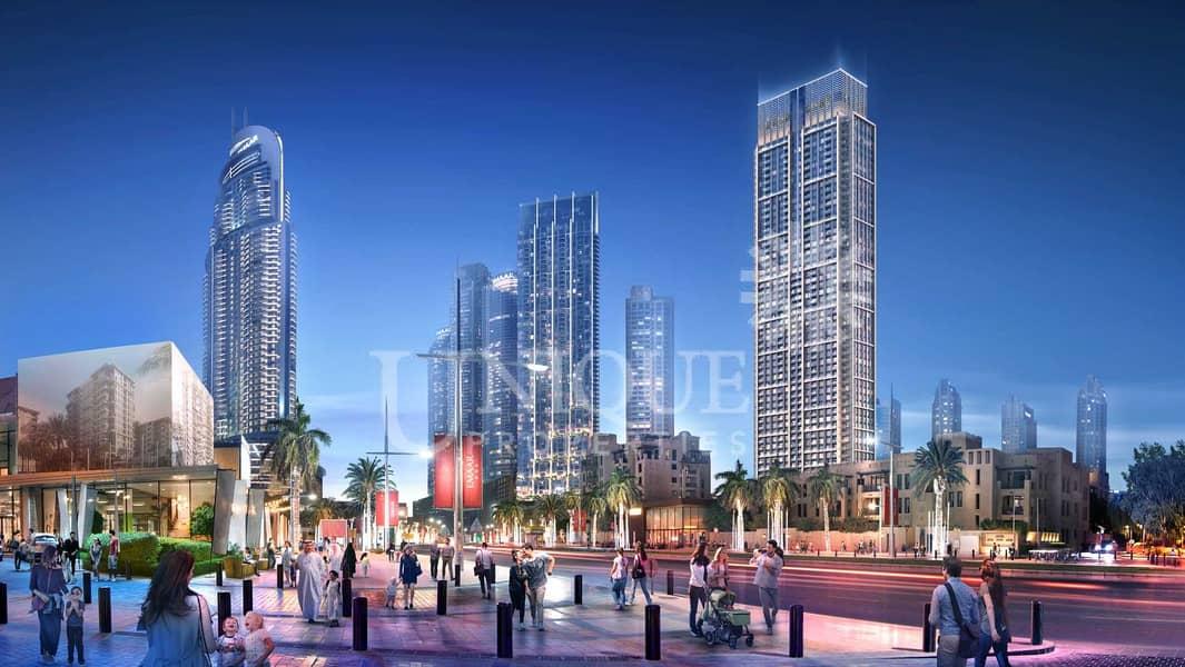 Resale Luxury 1 BR Unit | Downtown Living