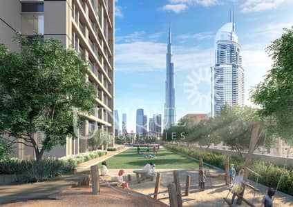 1 Bedroom Flat for Sale in Downtown Dubai, Dubai - RESALE 1Bed High Floor in Burj Royale