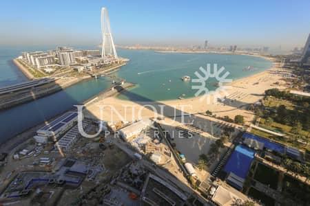 2 Bedroom Flat for Sale in Jumeirah Beach Residence (JBR), Dubai - Full Sea View  High Floor   Cheapest Unit