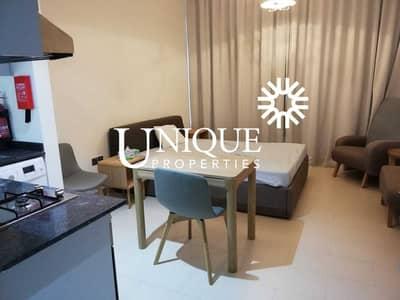 استوديو  للبيع في الفرجان، دبي - Exclusive Designed Serviced Studio