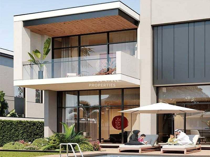 Premium | Private Garden Villa | Near Metro Station