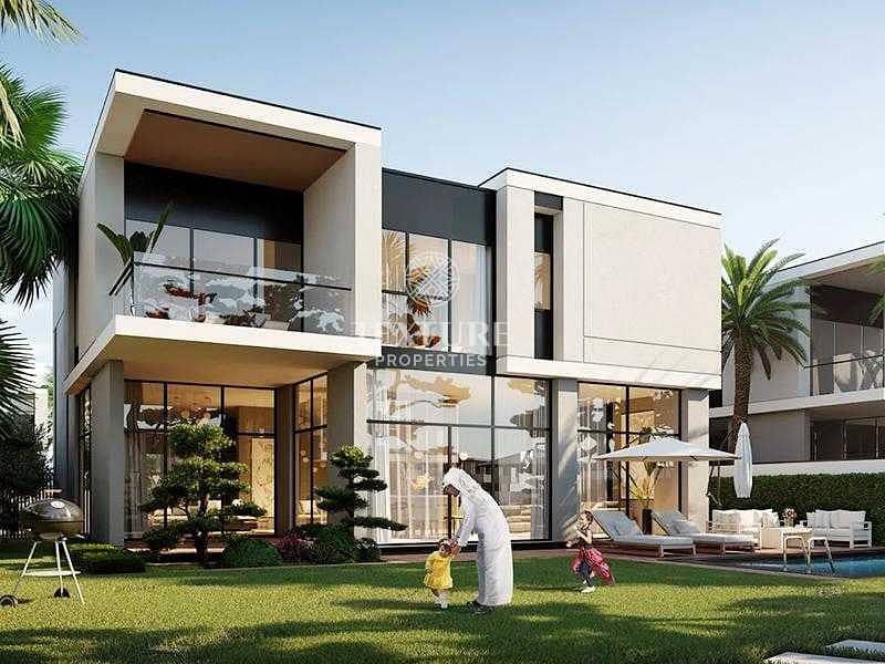 2 Premium | Private Garden Villa | Near Metro Station
