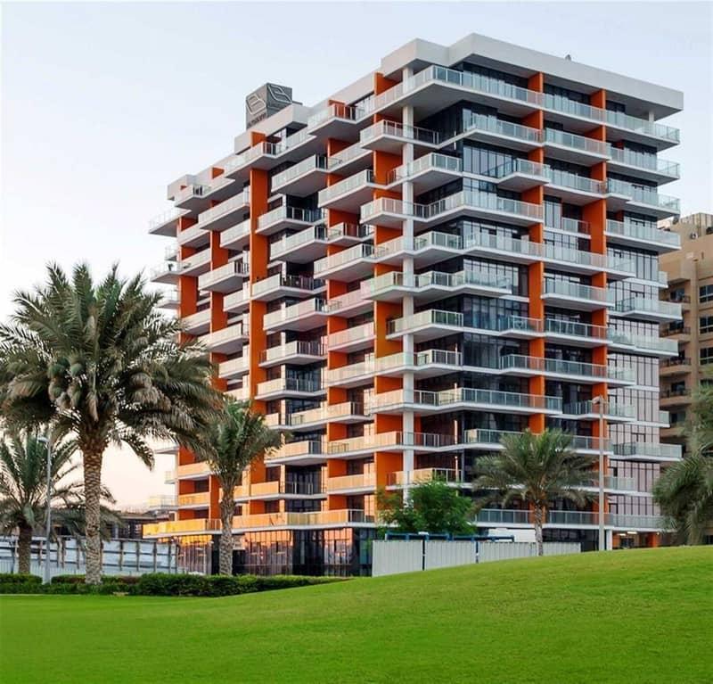 شقة في بن غاطي جاردنز واحة دبي للسيليكون 1 غرف 33000 درهم - 4724989