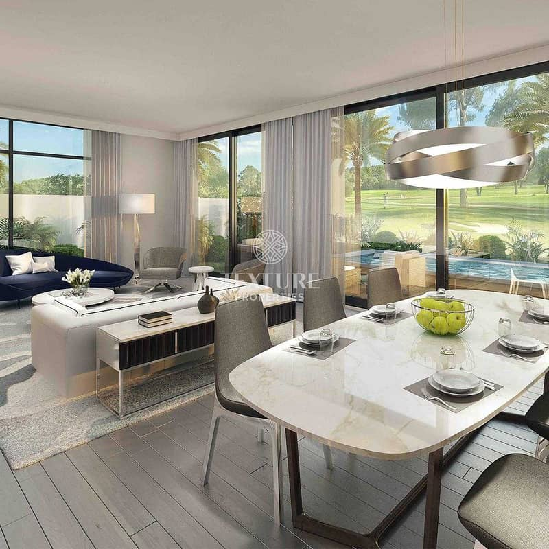 2 Brand New & Affordable | 4 Bed. Villa | Glof Links