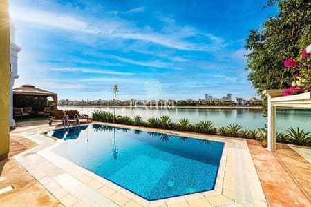 فیلا 5 غرف نوم للايجار في نخلة جميرا، دبي - Luxury & Upgraded 5 Bed Villa   Private Beach Access