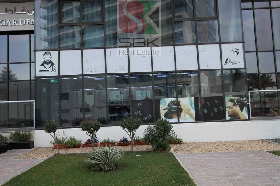 Shop For Rent in Silicon Oasis