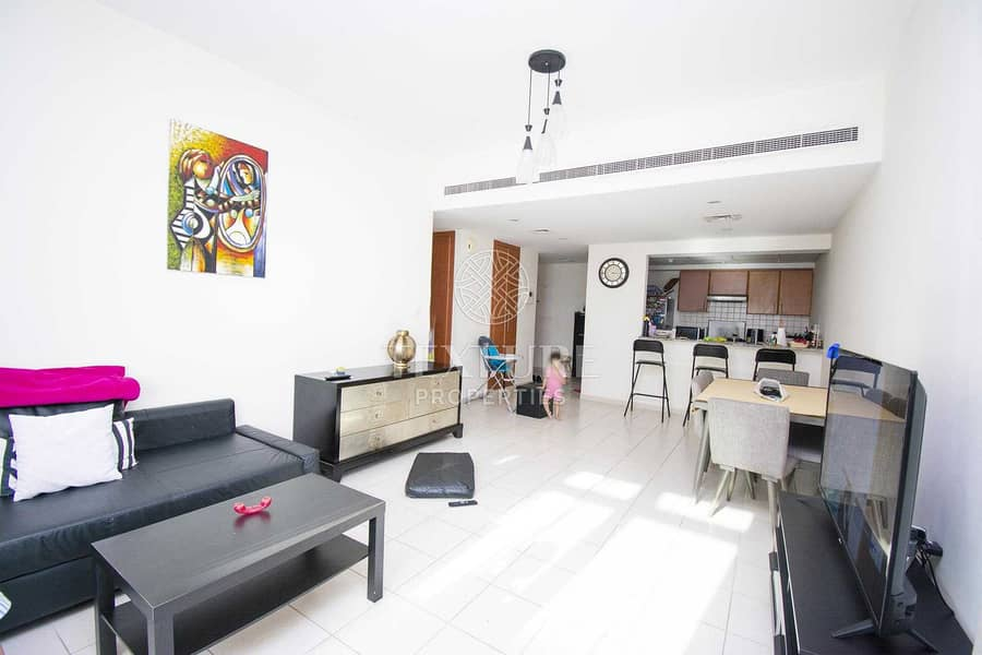 2 Motivated Seller | 1 Bedroom Apartment + Study | Rented