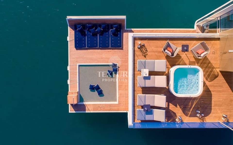 2 100% Guaranteed ROI in 10 Yrs   Floating SeaHorse Villas