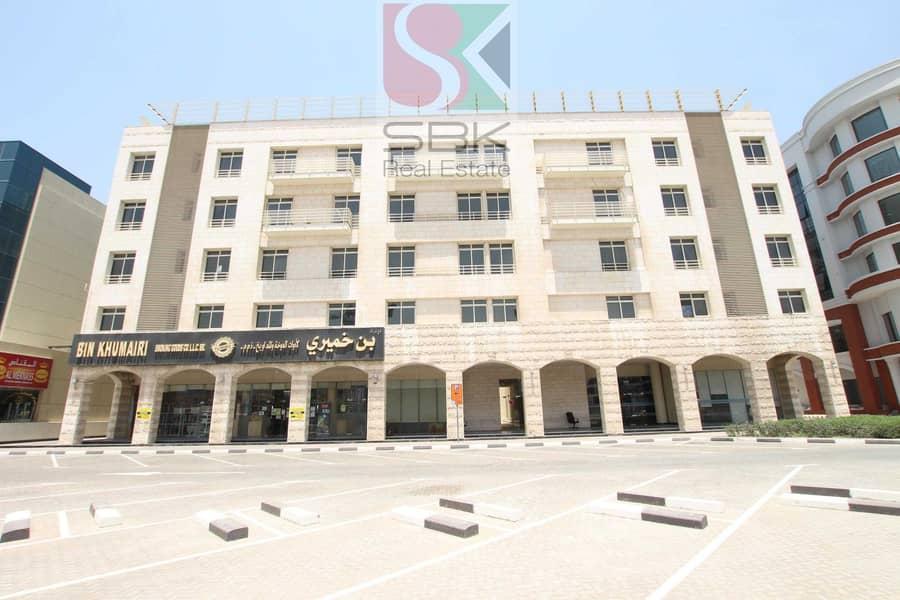 Spacious chiller free  2 BHK for Rent  Near Al Mina Street