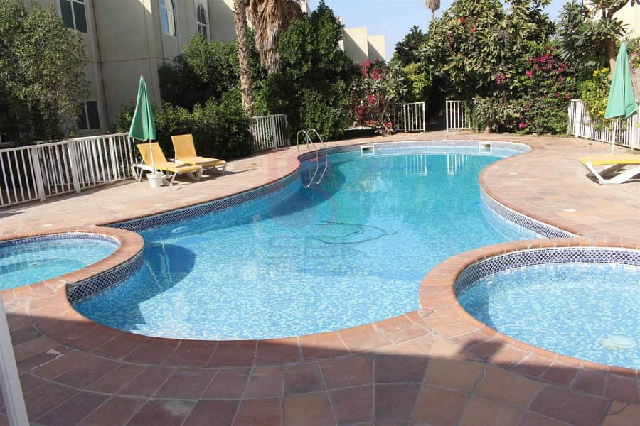 Spacious 3BR Villa with Maid room One month free