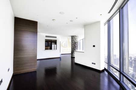 فلیٹ 2 غرفة نوم للبيع في وسط مدينة دبي، دبي - On Higher Floor   Furnished 2BR+M   Downtown Views