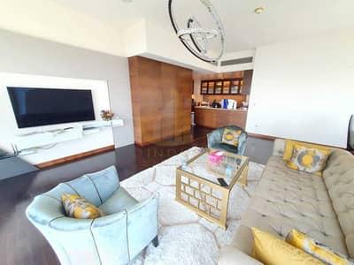فلیٹ 2 غرفة نوم للبيع في وسط مدينة دبي، دبي - Full Fountain View | On Higher Floor | Furnished 2BR+M
