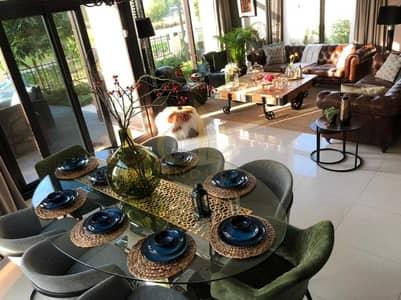 فیلا 6 غرف نوم للبيع في داماك هيلز (أكويا من داماك)، دبي - Independent | Upgraded V2 Villa | Full Park View