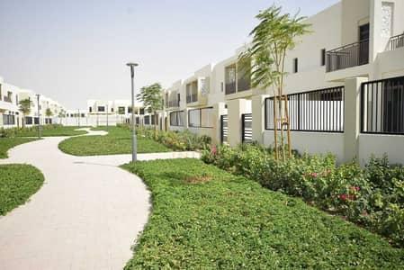 فیلا 3 غرف نوم للبيع في تاون سكوير، دبي - Green Belt | Type 2 | 3BR+M Naseem Townhouse Nshama