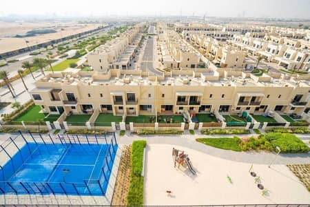 2 Bedroom Flat for Rent in Town Square, Dubai - Elegant and Ready To Move In 2BR Apartment in Safi 1A