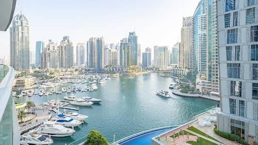 فلیٹ 2 غرفة نوم للبيع في دبي مارينا، دبي - Ready Premium Apartments | Prime Location Sea Views