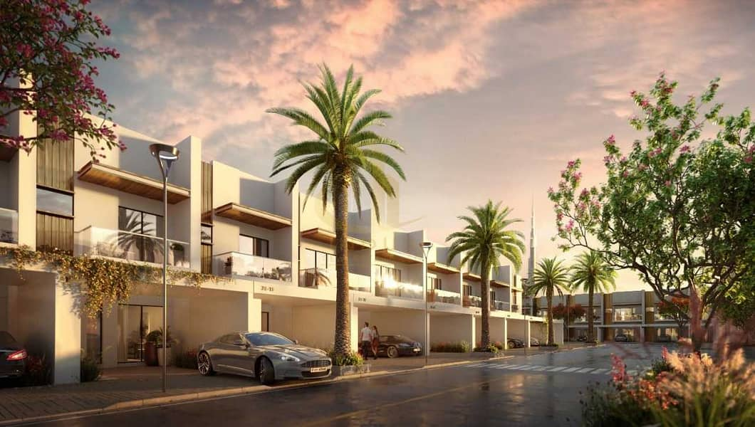 2 2 Years Post Handover | Close to Downtown | Gated Community