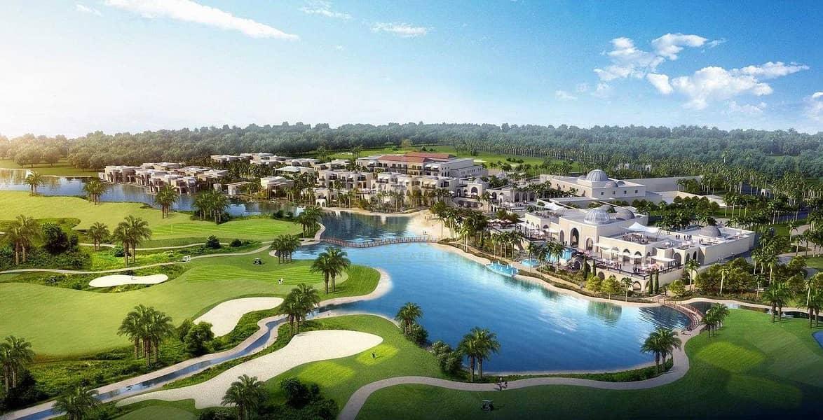 12 Brand New 3BR   Golf Community   Zinnia Damac Hills 2