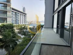 Spacious 1BR Garden and Side Sea Views| Bluewaters