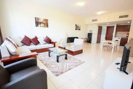 شقة 1 غرفة نوم للبيع في قرية جميرا الدائرية، دبي - Unfurnished 1 Bed| Skyline view| Corner Unit| Vacant