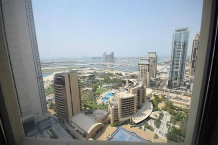 فلیٹ 4 غرف نوم للايجار في جميرا بيتش ريزيدنس، دبي - Full Marina Views   Upgraded Fully Furnished 4BHK+M