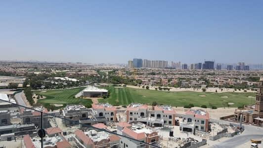 استوديو  للايجار في مدينة دبي الرياضية، دبي - Full Golf Course View | Fully Furnished Studio | Ready to Move