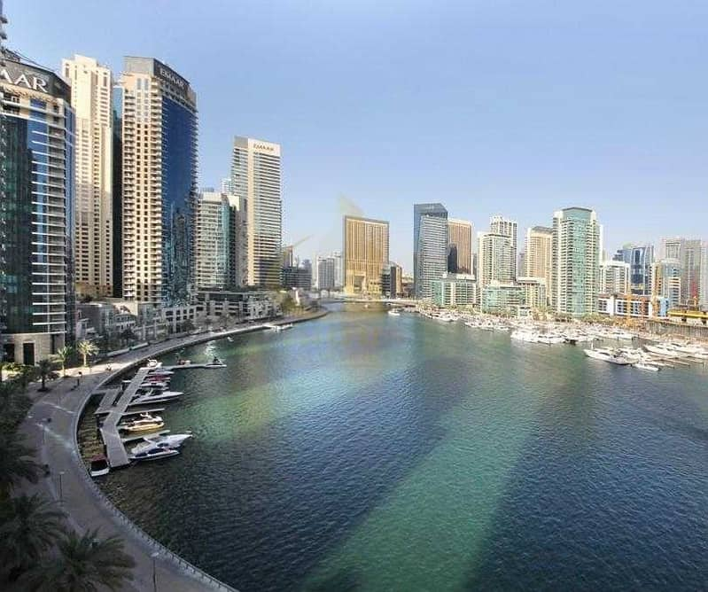 Full Marina View | Fully Furnished 1 Bedroom | The Point