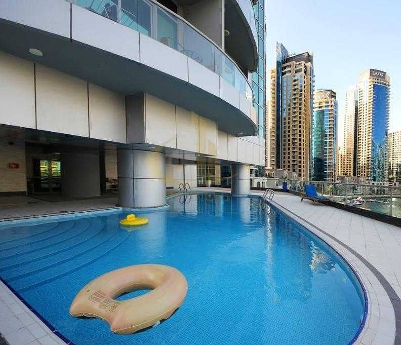 22 Full Marina View | Fully Furnished 1 Bedroom | The Point