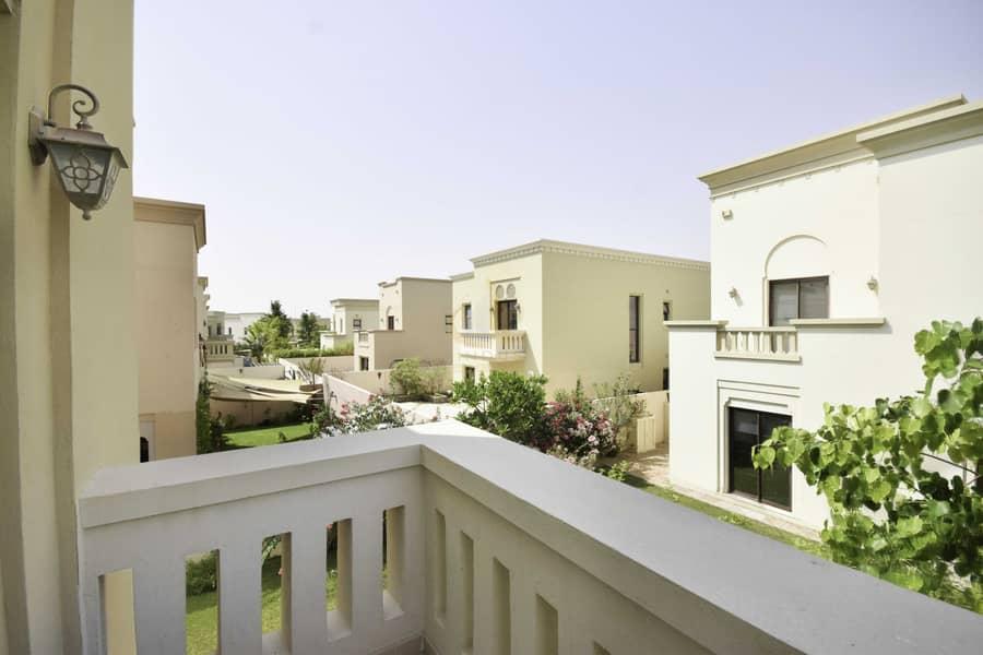 19 Resale | Near Pool and Park | Spacious 4BR+M | Casa Villa