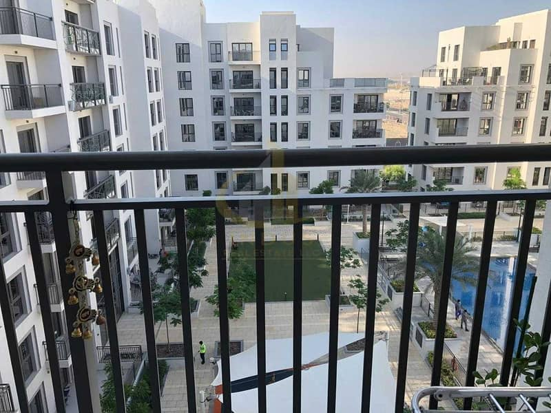 10 Pool View | Spacious 2 Bedroom with Balcony