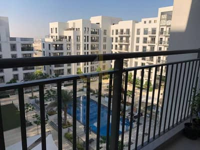 2 Bedroom Apartment for Sale in Town Square, Dubai - Pool View | Spacious 2 Bedroom with Balcony