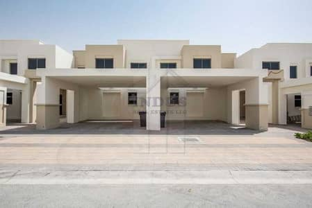 3 Bedroom Townhouse for Sale in Town Square, Dubai - #StayHomeStaySafe | Open For Viewing | Brand New Back2Back Type 2 | Opposite Pool and Park