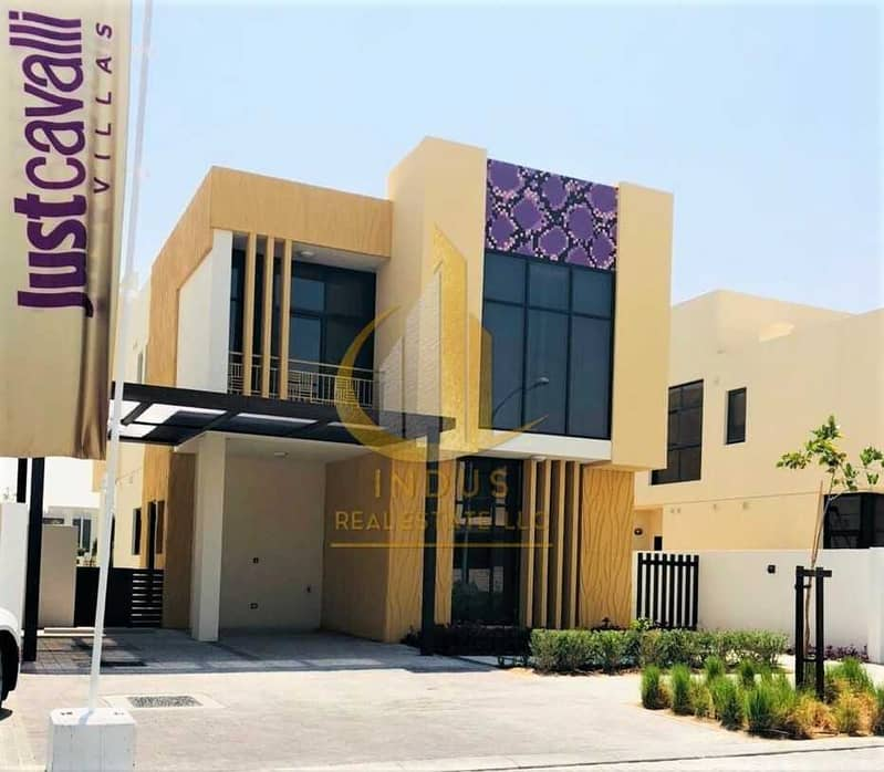 3BR Just Cavalli   Payable Over 3 Years   Offplan Villa by Damac