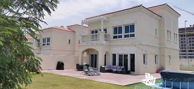 2 Bedroom Villa for Rent in Jumeirah Village Circle (JVC), Dubai - Exclusive Unit | Massive Garden | Independant Villa