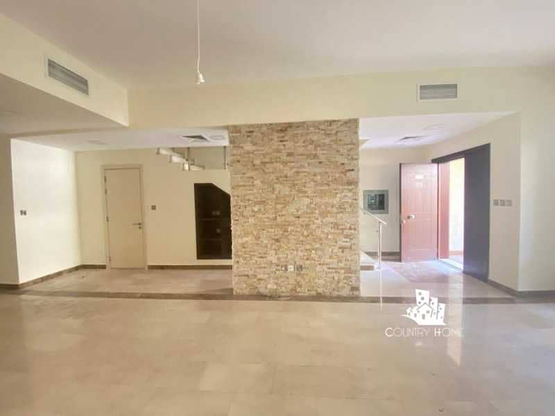Ready To Move | Upgraded & Spacious 4BR Villa