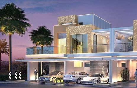 5 Bedroom Villa for Sale in DAMAC Hills (Akoya by DAMAC), Dubai - 4 Year Payment Plan   Limited Units   Greenwoods Villa Damac Hills