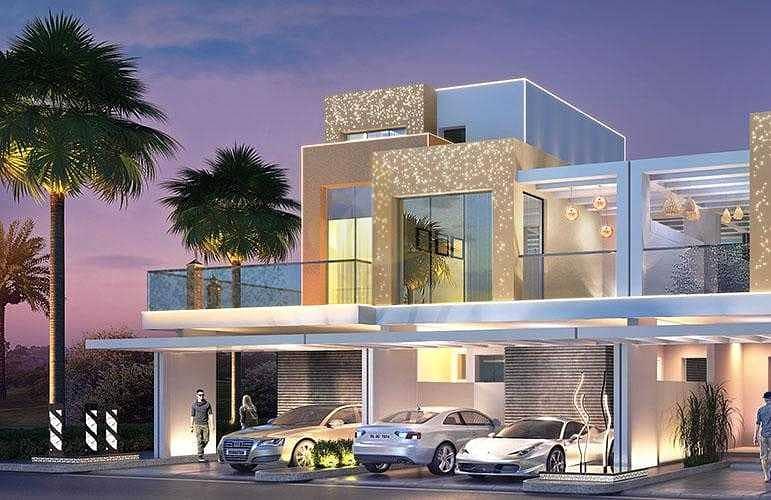 4 Year Payment Plan | Limited Units | Greenwoods Villa Damac Hills