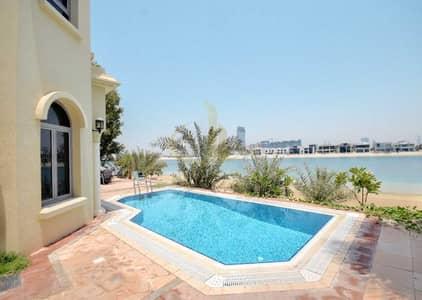 5 Bedroom Villa for Rent in Palm Jumeirah, Dubai - Skyline View | 5 Bedroom Garden Homes Villa Palm Jumeirah