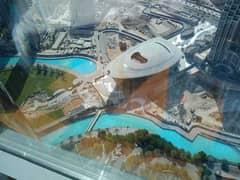 Sea View | Furnished 2BHK in Burj Khalifa | Prime Location