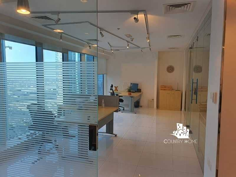 2 Fully Furnished | Fitted Office | Partial Sea View