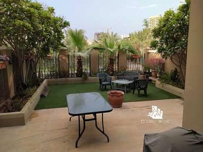 تاون هاوس 2 غرفة نوم للبيع في قرية جميرا الدائرية، دبي - Single Row | Park View | 2Bed+Maid TH | VOT