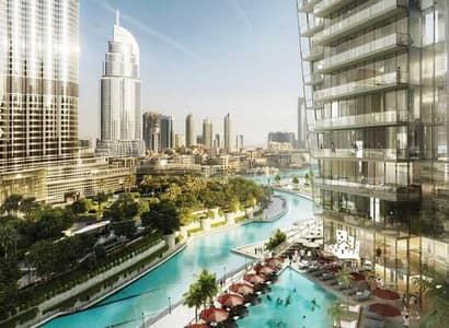 شقة 1 غرفة نوم للبيع في وسط مدينة دبي، دبي - Best Payment Plan   Iconic View   Massive 1 Bed