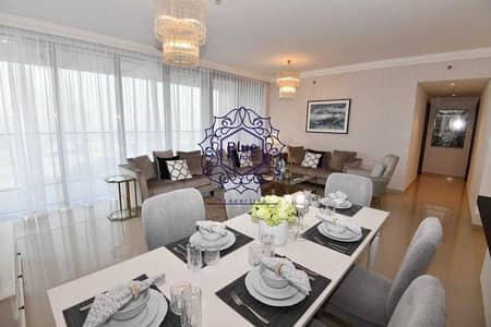 فلیٹ 2 غرفة نوم للايجار في وسط مدينة دبي، دبي - FULLY FURNISHED  FOUNTAIN AND BURJ VIEW 2BHK   LUXURY