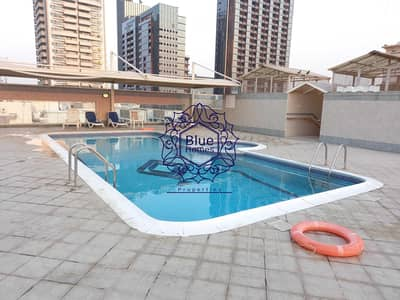 1 Bedroom Apartment for Rent in Bur Dubai, Dubai - Semi Furnished 1Month Free 1BR Only 43K Close To Metro