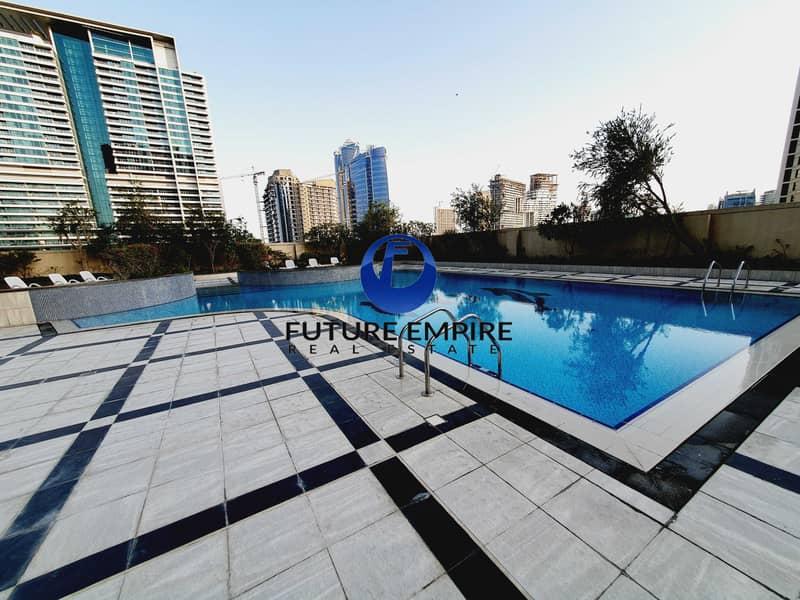 شقة في برج الشعفار الخليج التجاري 1 غرف 49999 درهم - 5139009