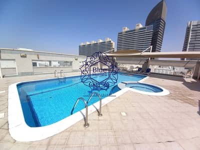 1 Bedroom Apartment for Rent in Bur Dubai, Dubai - Sami Furnished 1BR 1 Month Free With Store room  Only45K Close to Metro In Al Mankhool