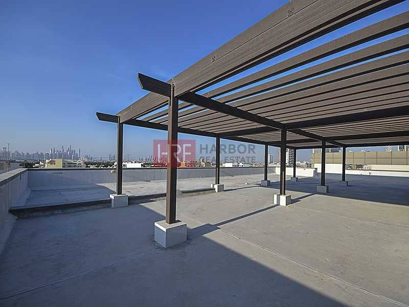 2 Full Roof Floor  Ideal for Cafe   2-Months Free