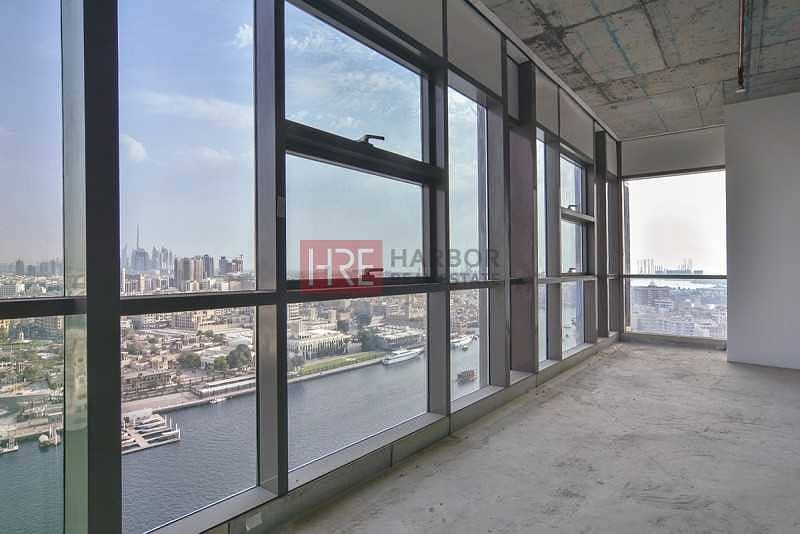 Dubai Creek View   Up To 6 Cheques   Hurry Up
