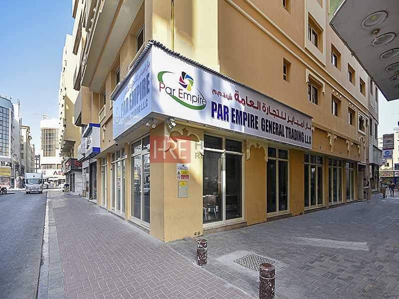 13 5% Off 1Chq | Awqaf Building | Lowest Rental Shop
