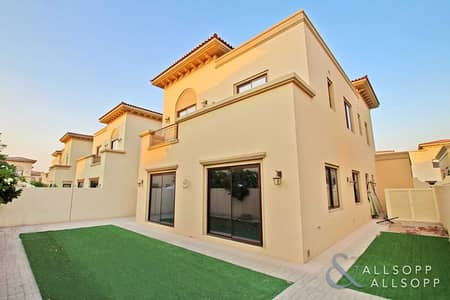 3 Bedroom Villa for Rent in Arabian Ranches 2, Dubai - Vacant | Landscaped Garden | 3 Bed + Maids